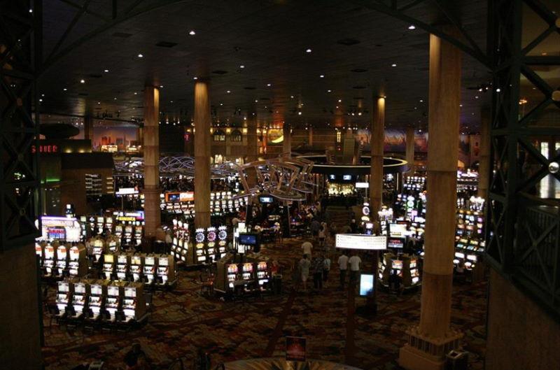 Spielcasino Glücksspiel in Las Vegas