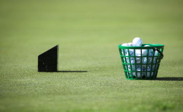 Tiger Woods Golfen